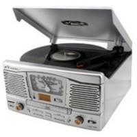 PL-745 ΠΙΚΑΠ 33/45/78  ΡΑΔΙΟΦΩΝΟ AM/FM CD MP3 USB  SD SOUNDMASTER
