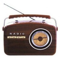 TR-60  ΡΕΤΡΟ ΑΝΑΛΟΓΙΚΟ ΡΑΔΙΟΦΩΝΟ AM/FM/LW/SW SOUNDMASTER